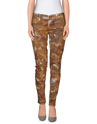 True Religion Casual Pants Camel