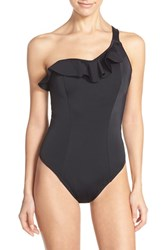 Women's Freya One Shoulder Underwire One Piece Swimsuit
