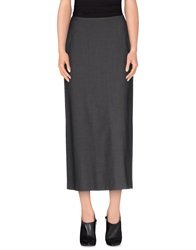 Piazza Sempione 3 4 Length Skirts Lead