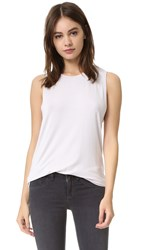David Lerner Muscle Tank Oyster