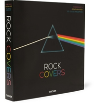 Taschen Rock Covers Hardcover Book Mr Porter