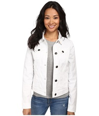 Aventura Clothing Redford Jacket White Women's Coat