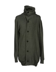 Bad Spirit Cardigans Military Green
