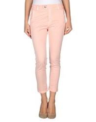 Jcolor Casual Pants Pink