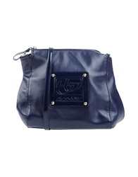 Blu Byblos Handbags Black