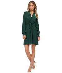 Amanda Uprichard Gabriella Dress Pine Women's Dress Green