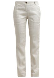 S.Oliver Trousers Sand Stone Beige