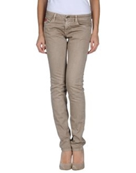Unlimited Denim Pants Khaki