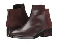 Cole Haan Elion Bootie Chestnut Leather Women's Pull On Boots Brown