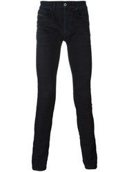 Diesel Black Gold Super Skinny Jeans Blue