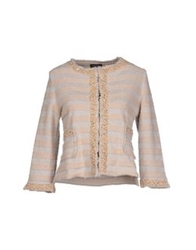 Anneclaire Cardigans Sand