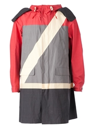 Undercover Panelled Wind Breaker Jacket