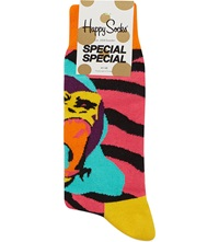 Happy Socks Special Special Collection Animal Socks Pink Multi