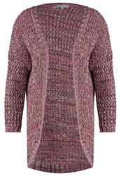 Evenandodd Cardigan Rose
