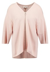 Selected Femme Sfsonia Cardigan Silver Peony Rose