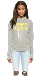 Freecity Basic Goodness Pullover Hoodie Heather