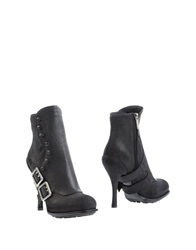 Christian Dior Dior Ankle Boots Black