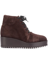 Ritch Erani Nyfc Lace Up Boots Brown