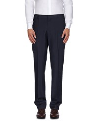 Maurizio Miri Trousers Casual Trousers Men Dark Blue