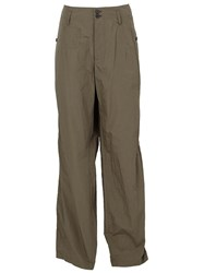 Kolor Loose Fit Trousers Green
