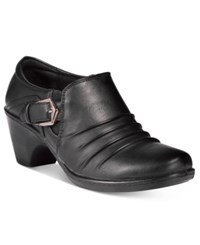 Easy Street Shoes Burnz Shooties Women's Black