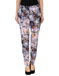 2Nd Day Casual Pants Lilac