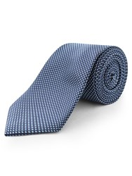 Limehaus Micro Design Tie Teal