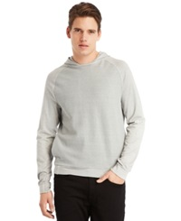 Kenneth Cole Reaction Pullover Hoodie Seagull