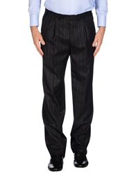 Brioni Casual Pants Steel Grey