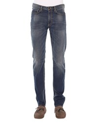 Tomas Maier 5 Pocket Stretch Denim Jeans Nvy
