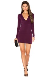 Motel Lynette Dress Purple