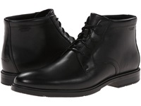 Rockport City Smart Waterproof Dress Chukka Boot Black Waterproof Men's Boots