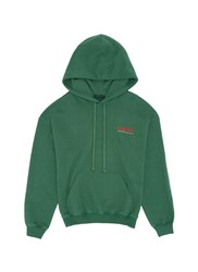Studio Concrete 'Aerospace' Unisex Hoodie Green