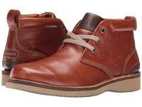 Rockport Prestige Point Chukka Tan Men's Lace Up Boots