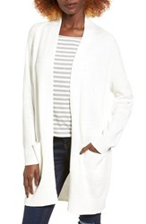 Women's Bp. Open Front Cardigan Ivory