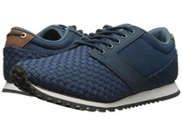 Moods Of Norway Hurtig High 151218 Majolica Blue Men's Lace Up Casual Shoes Multi