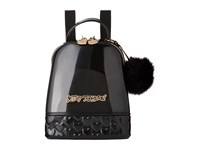 Betsey Johnson Don't Be Jelly Mini Backpack Black Backpack Bags