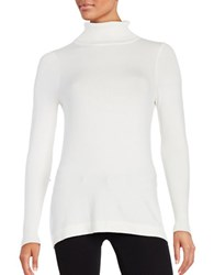 French Connection Bambi Turtleneck Sweater Winter White