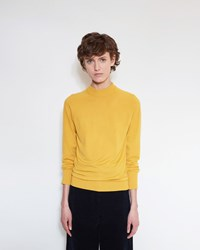 Christophe Lemaire Second Skin Sweater Gold