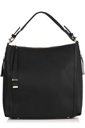 Oasis Chloe Hobo Black