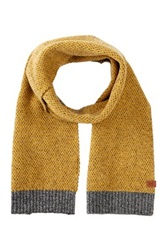 Bickley Mitchell Lambswool Scarf Gray