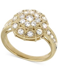 Wrapped In Love Diamond Pave Ring 1 2 Ct. T.W. In 14K Gold Yellow Gold