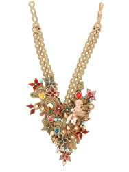 Dori Csengeri Baroque Necklace Beige