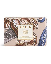 Limited Edition Amber Musk Soap Bar Aerin Beauty