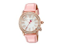 Betsey Johnson Bj00562 03 Rose Gold Bow Pink Rose Gold Watches