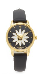 Kate Spade Metro Mini Watch Black