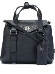 Marc By Marc Jacobs 'Working Girl Leather Dolly' Tote Blue
