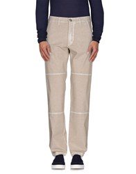Murphy And Nye Denim Denim Trousers Men Beige
