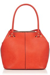 Oasis Topsy Tote Orange