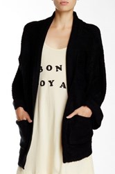 Wildfox Couture Essentials Slouch Cardigan Black